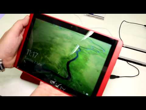 """HP Pavilion 10 x2 2015 Windows 10 tablet with Intel Atom """"Cherry Trail"""" hands on [ENGLISH]"""