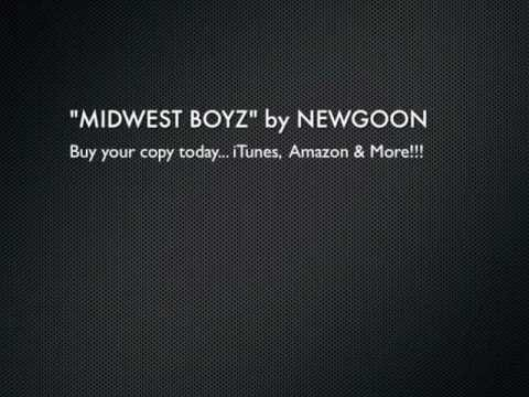 """MIDWEST BOYZ"" by NEWGOON - ALBUM PROMO"