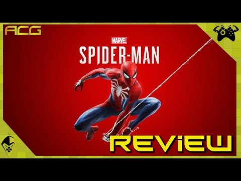 Spiderman Review video thumbnail