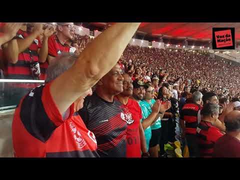 Gol do Gustavo Henrique - Flamengo 3x0 Barcelona - Libertadores 2020