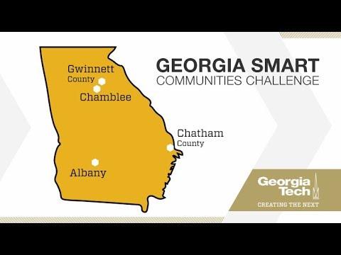 Georgia Smart Communities Challenge