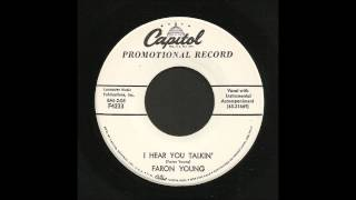 Faron Young - I Hear You Talkin' - Country 45