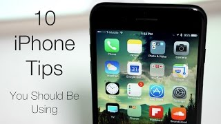 10 iPhone Tips You Should Be Using, But Probably Aren
