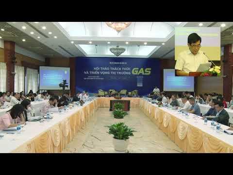 Thách thức và triển vọng thị trường Gas - Ông Trần Trọng Hữu