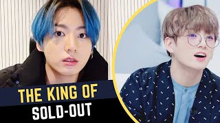 How BTS Jungkook Naturally Helped Out A Small Business [KING OF SOLD-OUT]