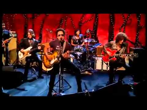 Lenny Kravitz - Mr Cab Driver (unplugged New York USA 2007)