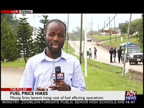 Fuel Price Hikes - The Pulse on JoyNews (24-9-18)