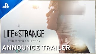 Life is Strange Remastered Collection - Announce Trailer | PS4