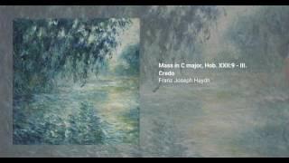Mass in C major, Hob. XXII:9