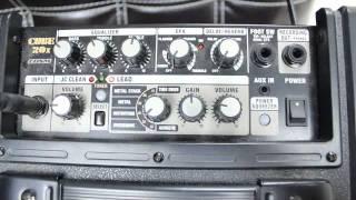 (電結他版)三十分鐘學識結他系列 1/7     AMP的功能及操作簡介