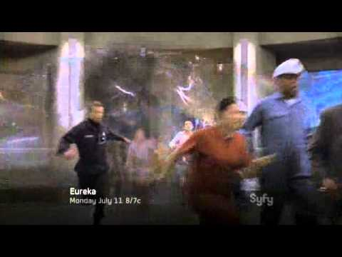 Eureka 4.11 (Preview 'When Worlds Collide')