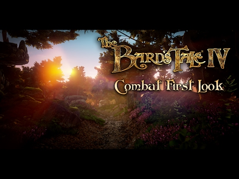 The Bard's Tale IV - Combat First Look thumbnail
