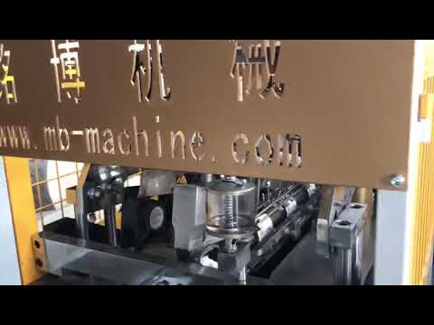 Three Phase Disposable Paper Cup Making Machine