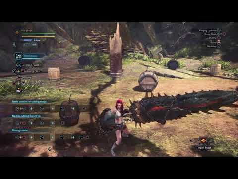Is gunlance even good? :: MONSTER HUNTER: WORLD General Discussions