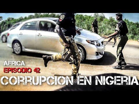 CORRUPCIÓN EN NIGERIA | Vuelta al mundo en moto | África #42