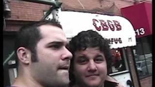 TSM @ CBGB's  in NYC 03 tour