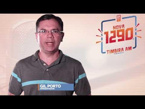 Rádio Timbira- Programa Aquecimento Esportivo