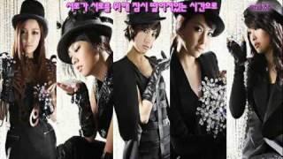 [HQ] Kara - Lonely [Engsub+Romani+Hangul]