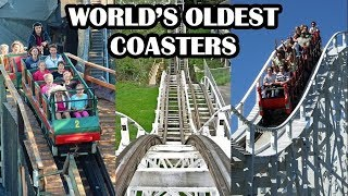 Top 10 Oldest Roller Coasters in the World (That You Can Still Ride)