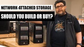 NAS: Should you build or buy?