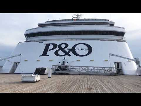 P&O Pacific Eden Cruise Ship- What it's like on board