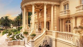 Top 10 Mansions In The World ★ Mansion Tour [Epic Life]
