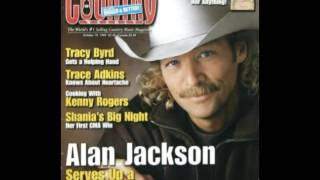 Alan Jackson  Just Playin' Possum.