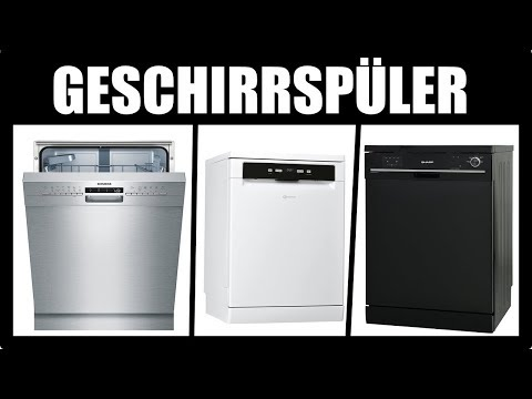 ► BESTE STAND GESCHIRRSPÜLER DER WELT ★ TOP Stand Spülmaschine / Integriebarer GESCHIRRSPÜLER TEST