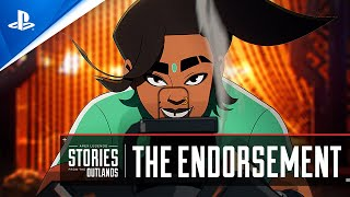 """Apex Legends: Stories from the Outlands – """"The Endorsement""""   PS4"""