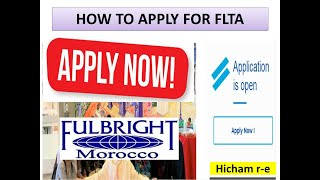 How to fill in the FLTA application form/Fulbright Program/Teach in USA/Scholarships in USA