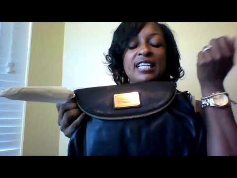 Piperlme/Marc Jacobs Haul! Classic Natasha Q Handbag!t
