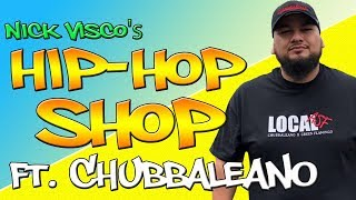 Chubbaleano Talks Opening Up For Hopsin, Putting Himself in Good Positions + MORE!