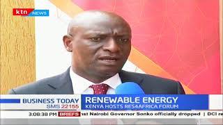 Kenya eyes 100% clean energy by 2022