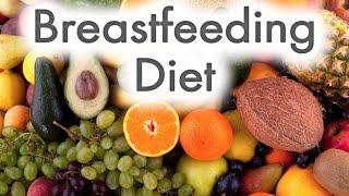 Best foods to eat when breastfeeding