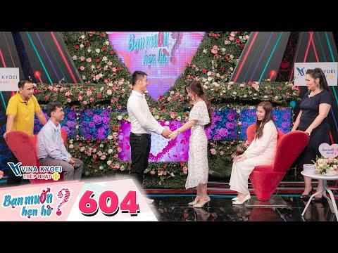 Bạn Muốn Hẹn Hò|Tập 604: Thanh niên