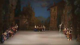 Lasha Khozashvili - Frondoso variation, Laurencia - State Ballet of Georgia