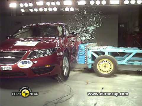 NCAP: Saab 9-5