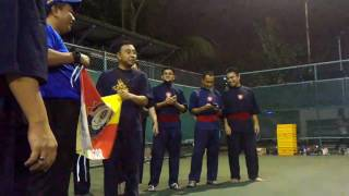 Wajadiri 2017 - Penyerahan Bendera Negeri Selangor