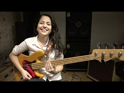 Time and Feel Exercise for Bass Guitar