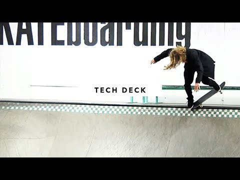 Afternoon in the Park: Tech Deck