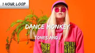 Tones And I   Dance Monkey (1 HOUR LOOP)