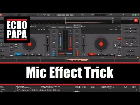 How to setup microphone in Virtual DJ 8 ! [ 2017 Tutorial by