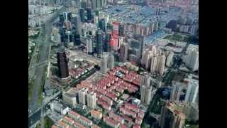 preview picture of video 'SHANGHAI WORLD FINANCE CENTER ,  PUDONG'