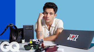 10 Things The 1975's Matty Healy Can't Live Without | GQ