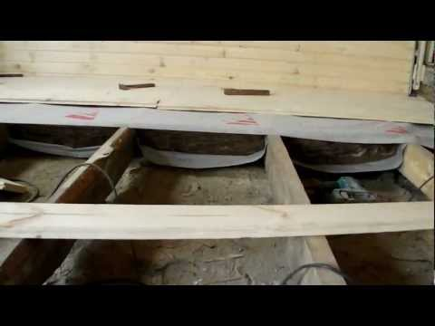 Гидроизоляция при утеплении полов теплофлексом бетоноконтакт церезит ст-19 цена