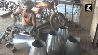 Steel Bocket making- Business Video(Telugu)
