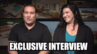 Animators Jessica Torres and Dave Torres on INCREDIBLES 2 - Flickering Myth Exclusive Interview