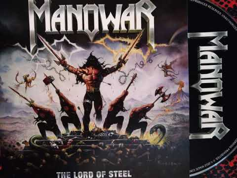 MANOWARRIORS/ MANOWAR/2012(LORD OF STEEL)