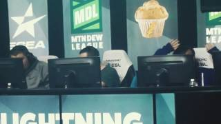 MDL LAN - Muffin Lightning Stay Alive and Eliminate Rush