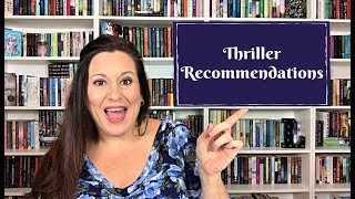 Thriller Recommendations #1 / 2018